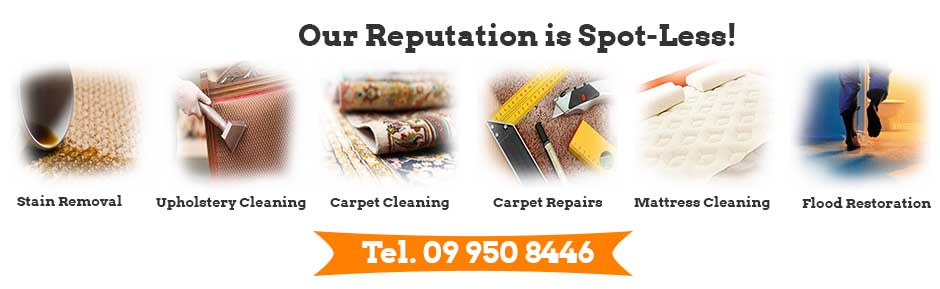 Glenfield carpet cleaning