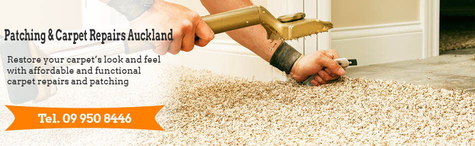 carpet repair Auckland