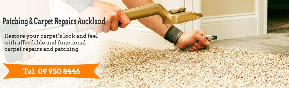 carpet repair Auckland
