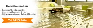 Flood Damage Restoration Auckland