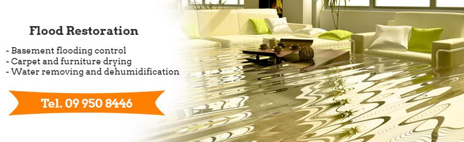 Flood Damage Restoration Auckland